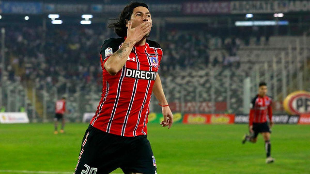 Francisco Silva asoma como refuerzo para Colo Colo