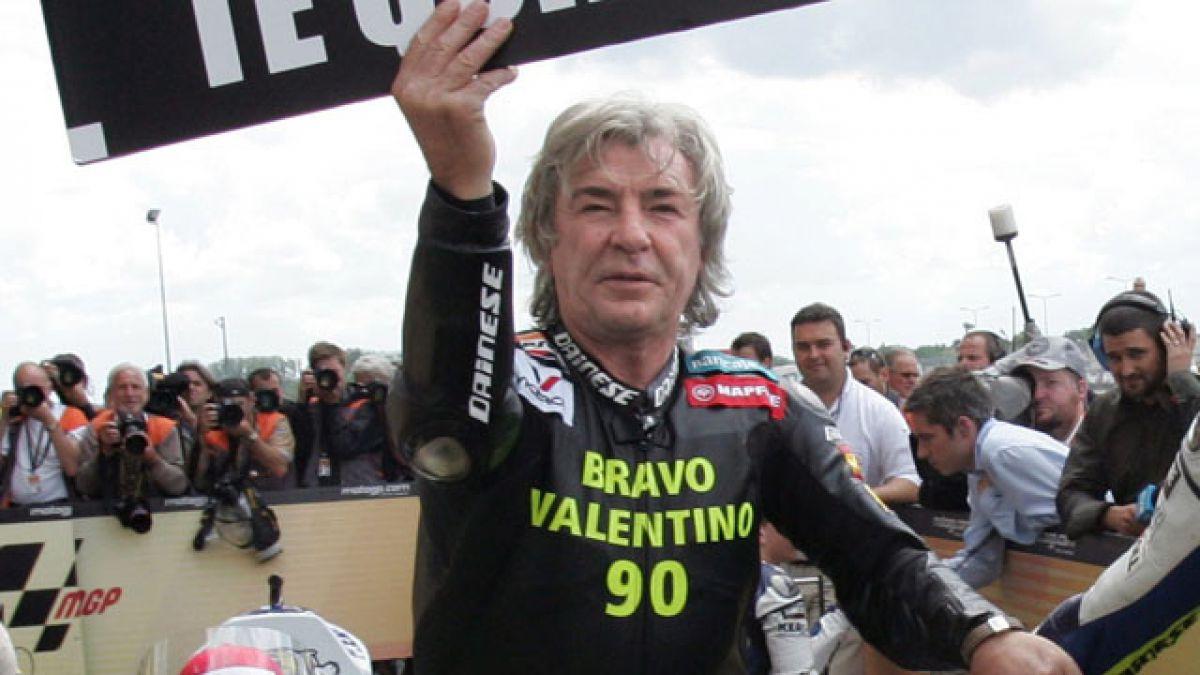 Leyenda del motociclismo español Ángel Nieto muere tras accidente de quad