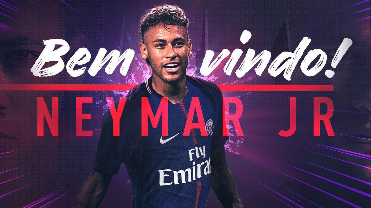 Neymar paga cláusula de salida y PSG oficializa su llegada por cinco años bae7da22035fd
