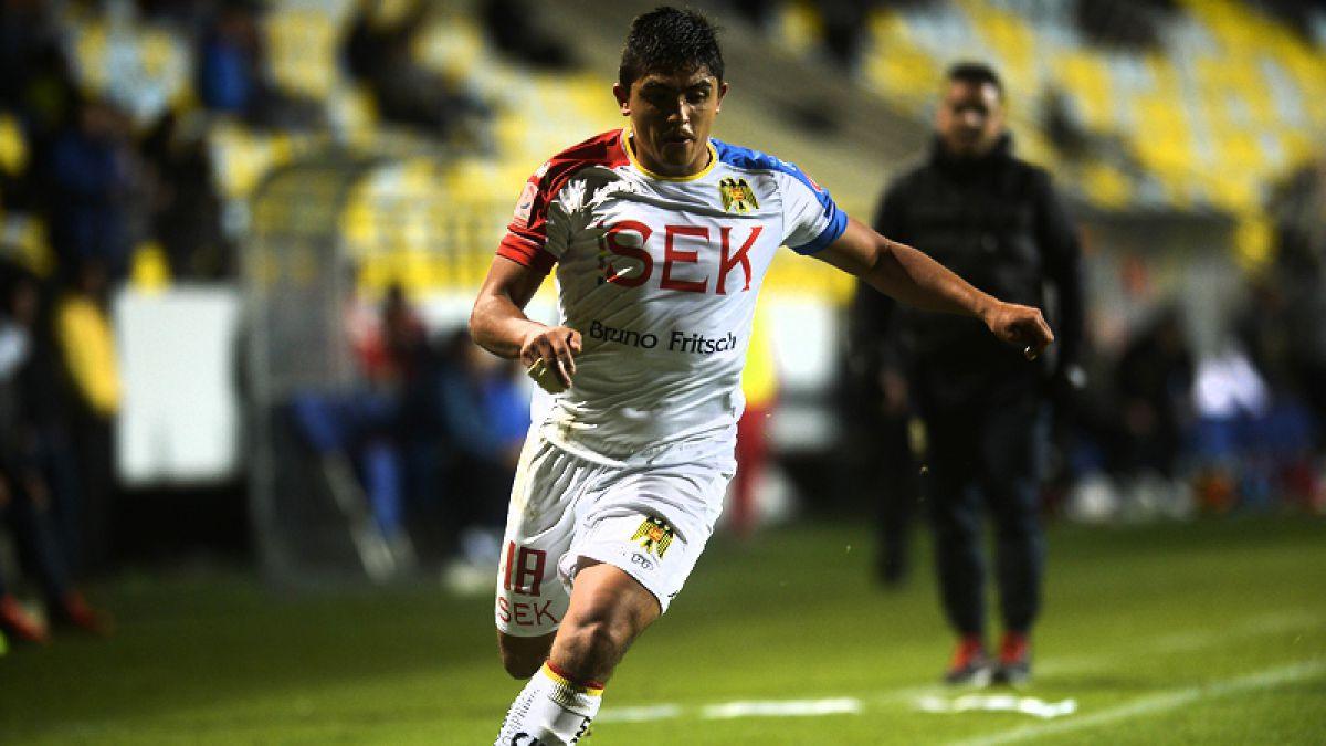 [Movidas Primera B] Deportes Valdivia sorprende con el fichaje de Dagoberto Currimilla