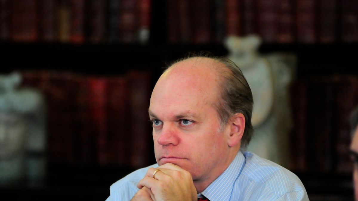 Otra baja en la Democracia Cristiana: Patricio Walker no repostulará al Senado