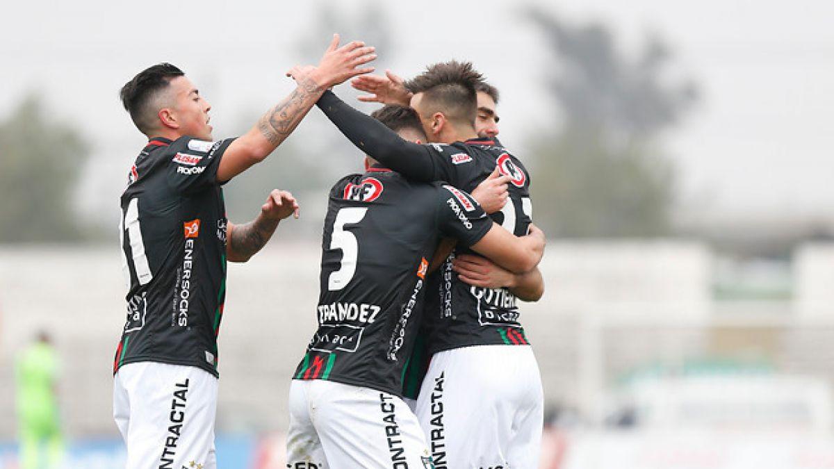 Gutiérrez le entregó a Palestino el triunfo