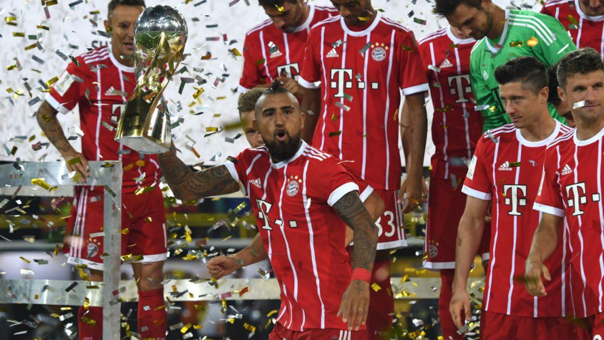 Arturo Vidal multicampeón: Los 17 títulos que acumula el Rey en su exitosa carrera
