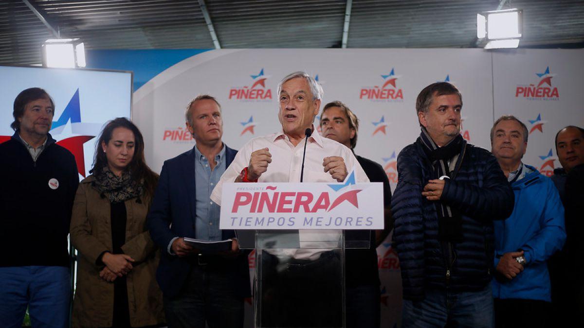 Se vuelven a enredar las negociaciones parlamentarias — Chile Vamos