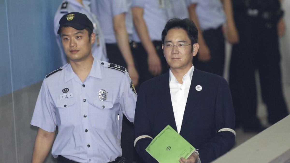 Fiscalía surcoreana pide 12 años de prisión para el heredero de Samsung