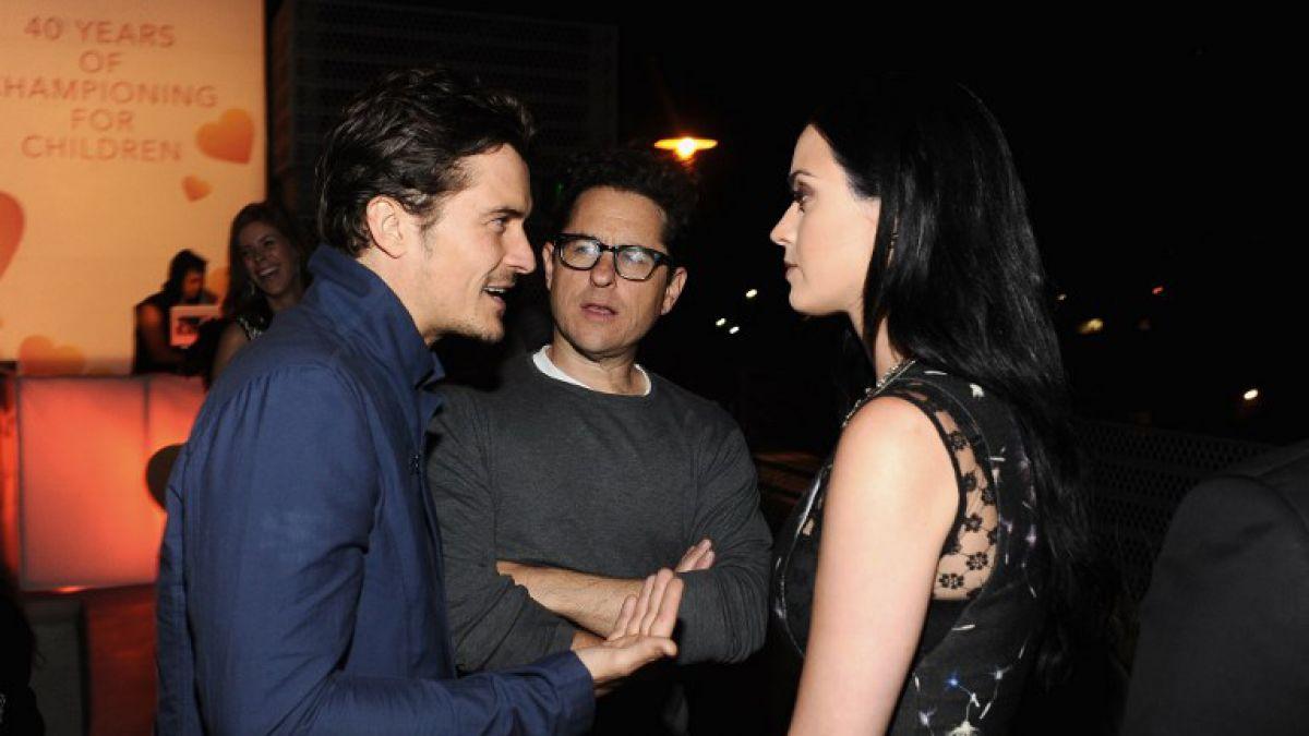 Fans captan a Orlando Bloom en cita con Katy Perry