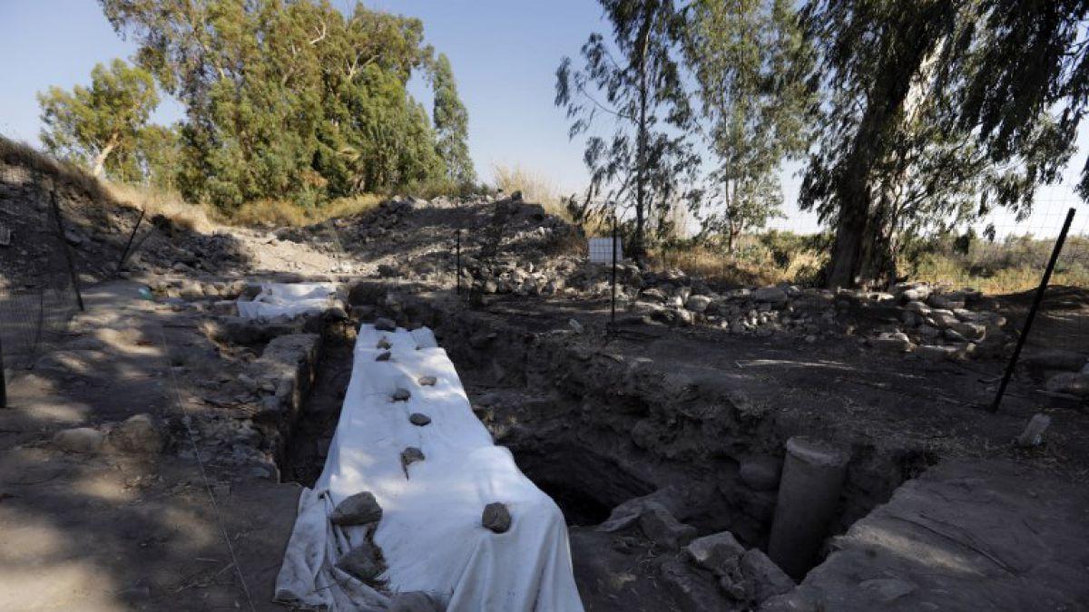 Arqueólogos israelíes creen haber encontrado la ciudad de nacimiento de San Pedro