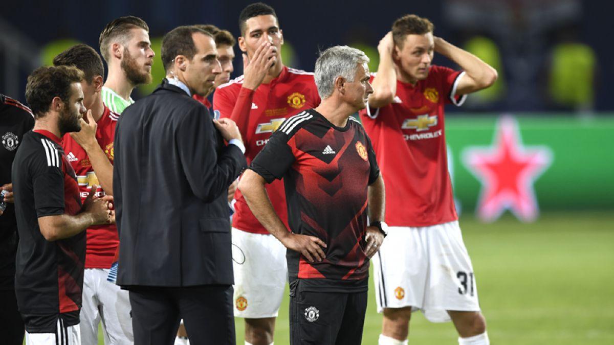 """Mourinho: """"A veces cuando gano no guardo las medallas, imagina cuando pierdo"""""""