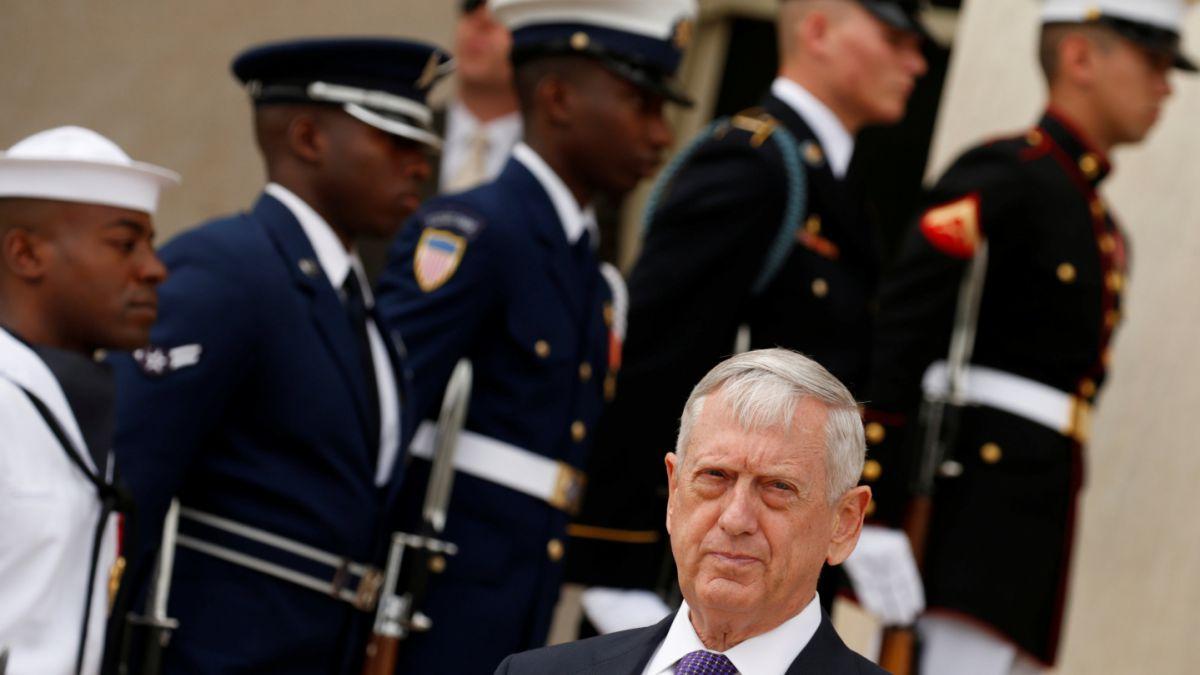 Trump mantiene la opción militar contra Corea del Norte