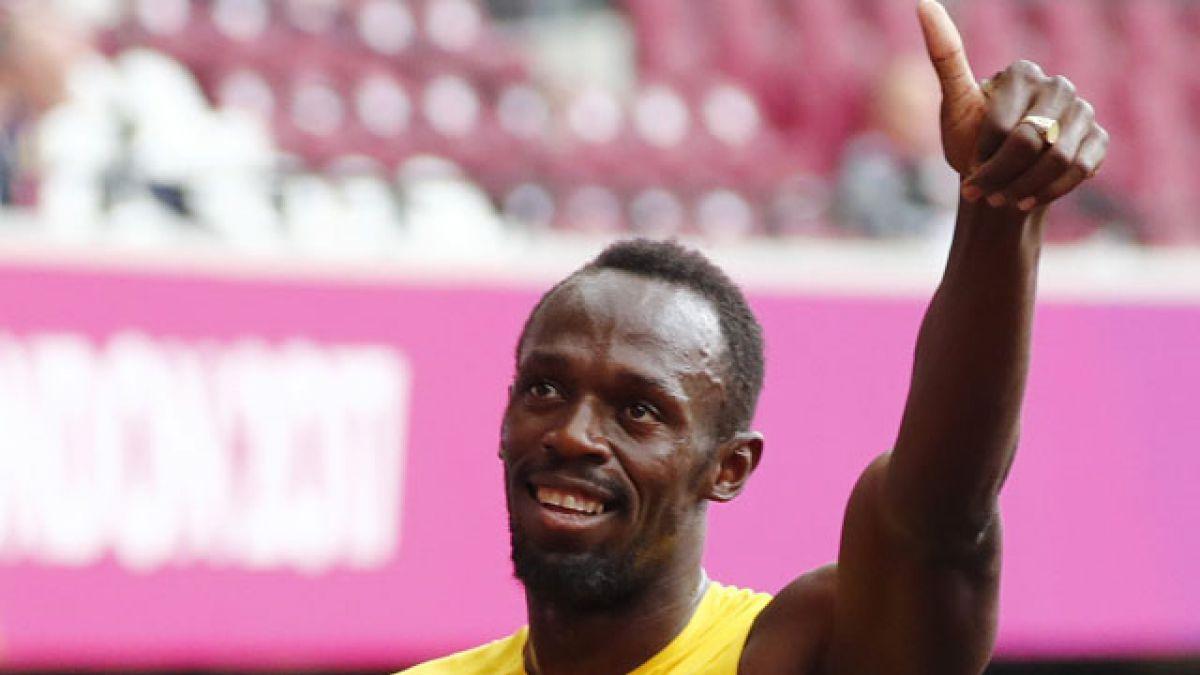 Bolt y Jamaica pasan a la final de relevos en penúltima carrera del mítico velocista