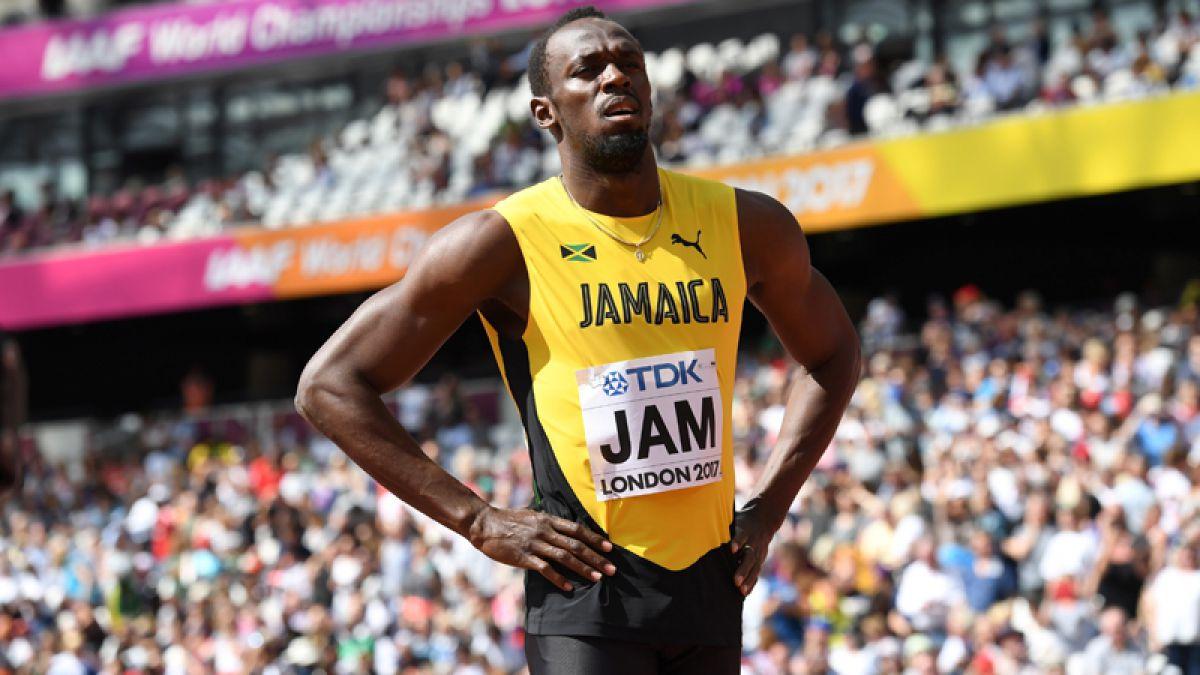 """Bolt ad portas de su última carrera: """"Estar al mismo nivel que Bob Marley es magnífico"""""""
