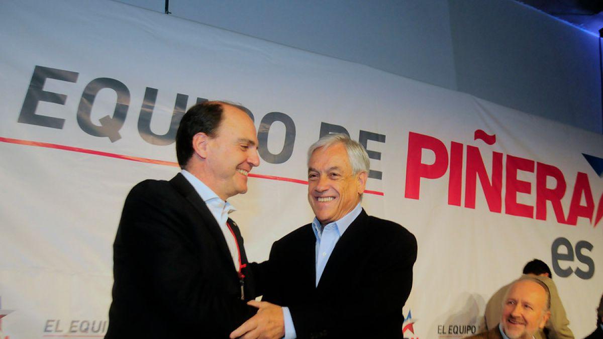 Piñera por acuerdo parlamentario de Chile Vamos: tenemos que actuar con unidad
