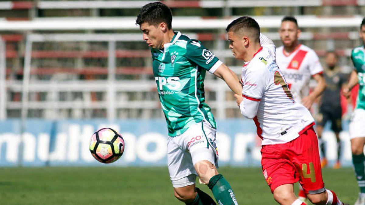 Curicó y Santiago Wanderers no despegan en el Transición tras empate en La Granja