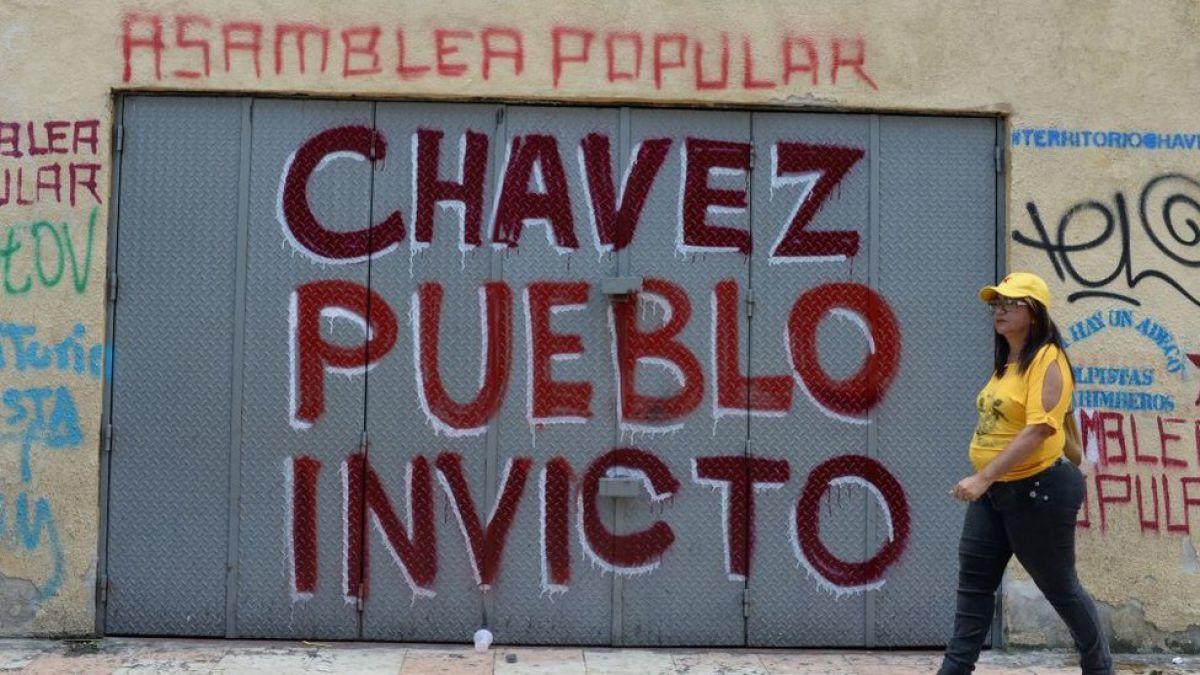 La Asamblea Constituyente decreta adelantar al mes de octubre las elecciones regionales en Venezuela