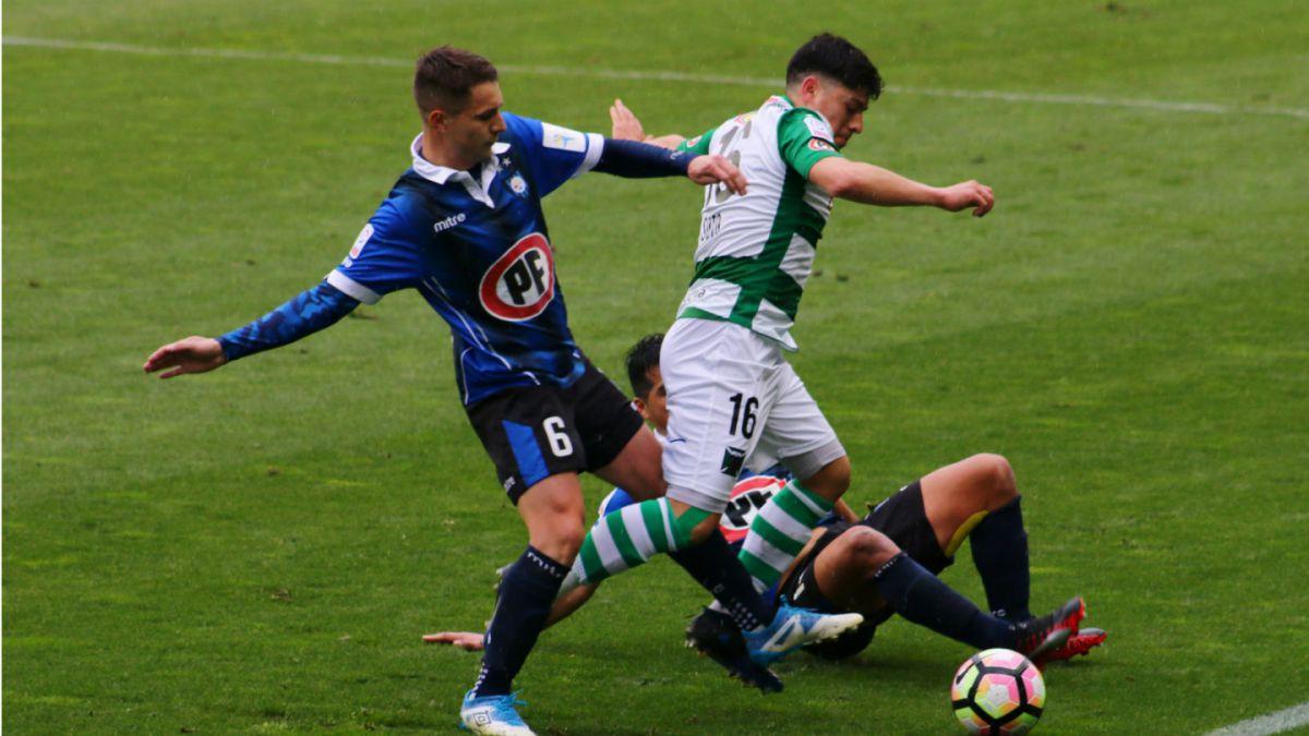 Deportes Temuco y Huachipato no se hicieron daño en el Germán Becker