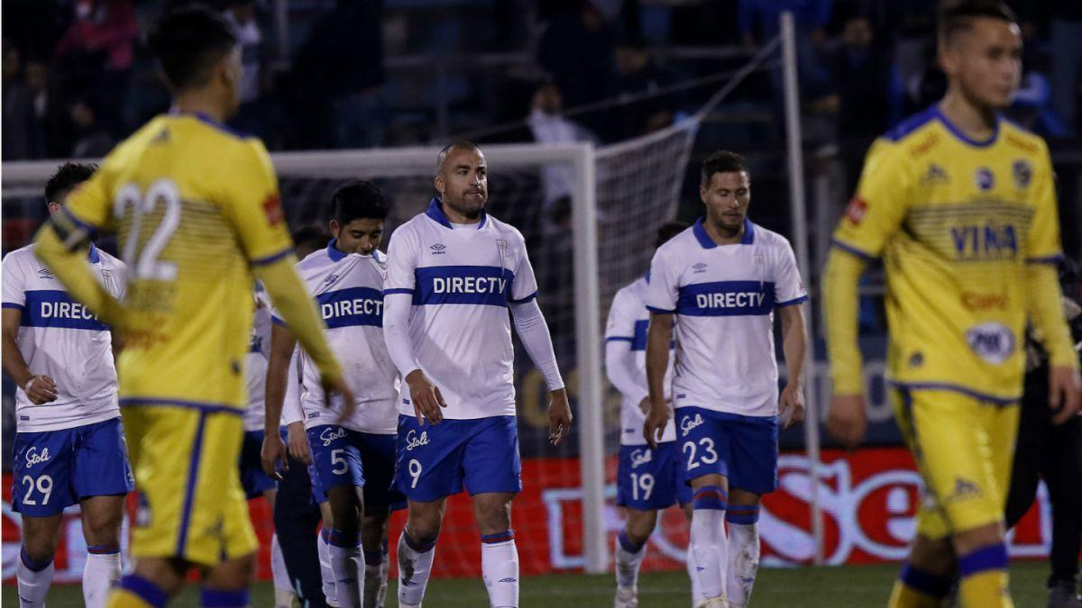 Universidad Católica y Everton protagonizaron reñido empate por el Transición
