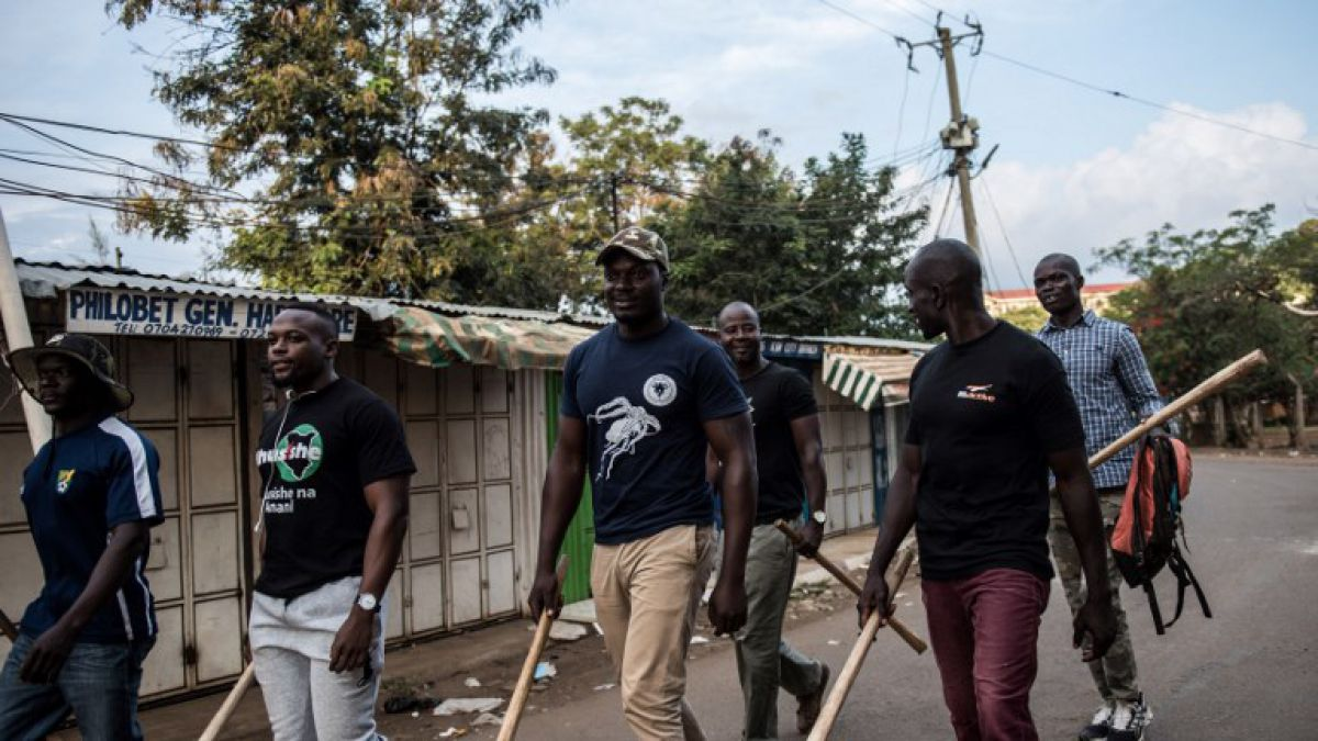 Se desencadenan protestas violentas en Kenia tras reelección de presidente Kenyatta — RESUMEN