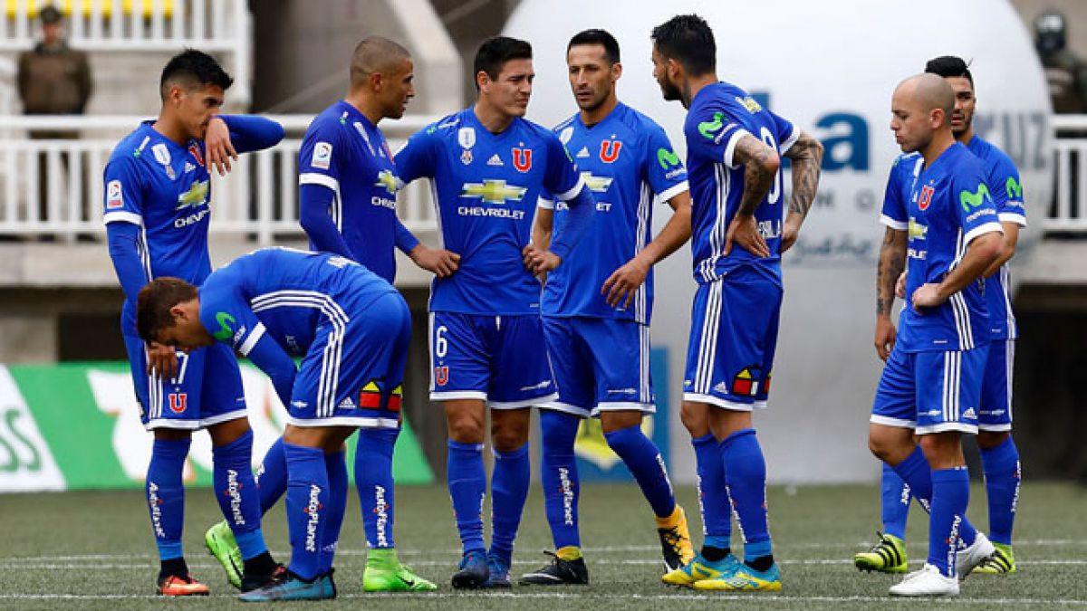 """La """"U"""" pierde el invicto y deja escapar la punta del Transición tras derrota ante San Luis"""