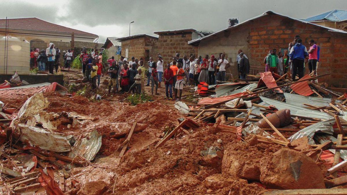 ¿Fue el devastador y mortífero deslave en Sierra Leona un desastre anunciado?