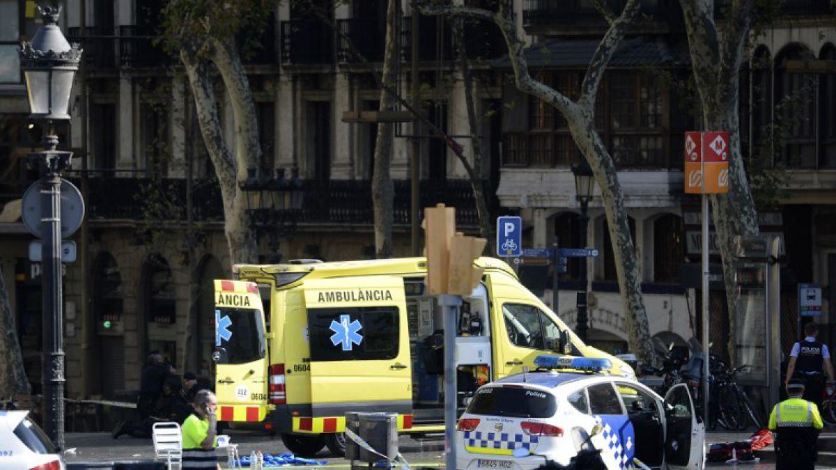 Terroristas prófugos de Barcelona habrían muerto en segundo ataque