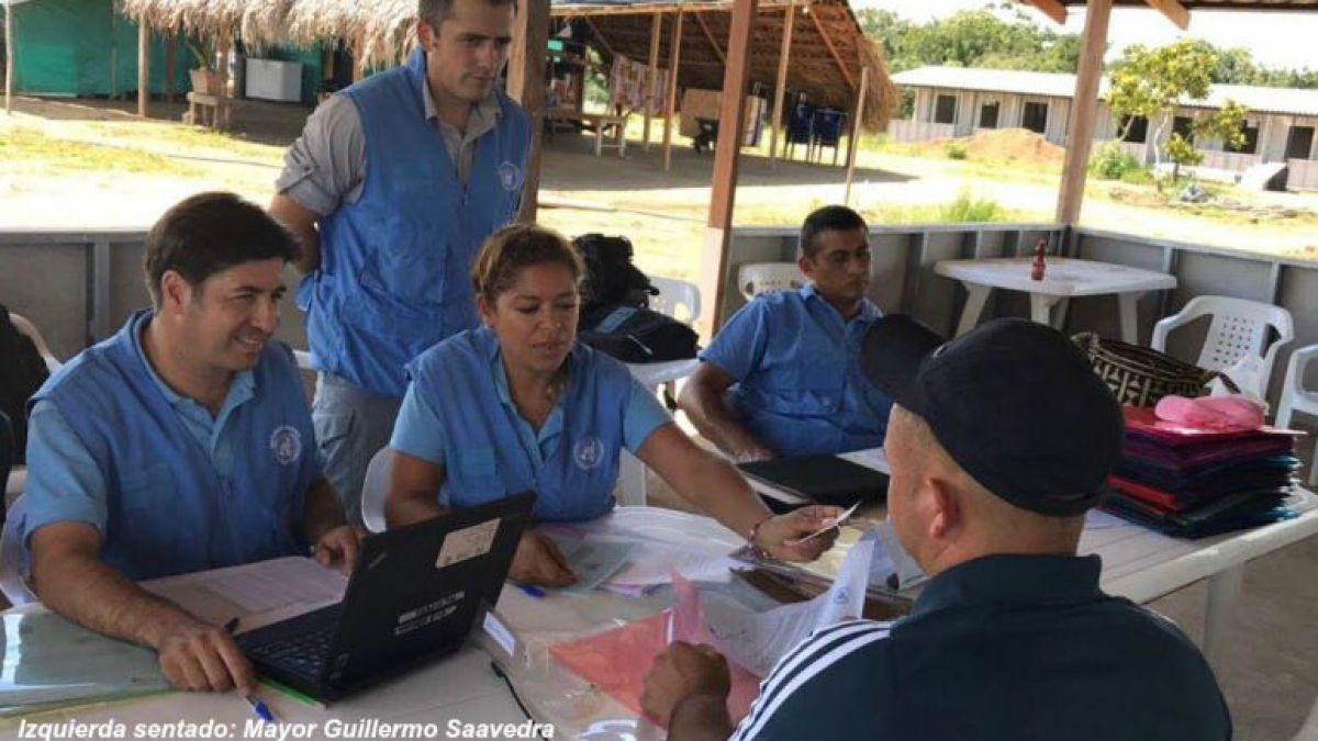 Falleció observador chileno de la ONU que verificaba acuerdos de paz
