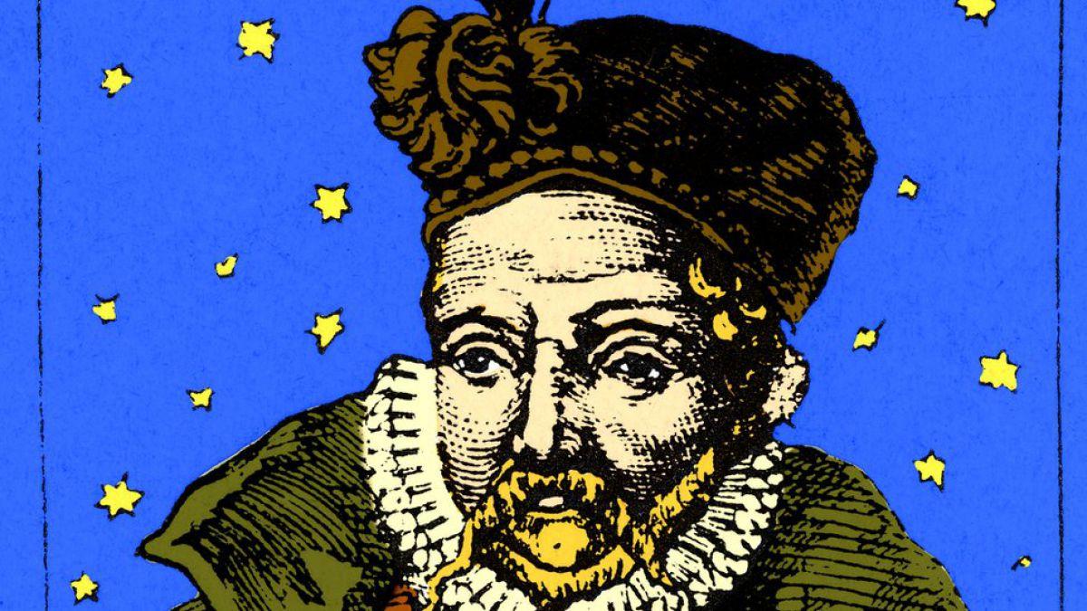 El castillo con instrumentos gigantescos de Tycho Brahe