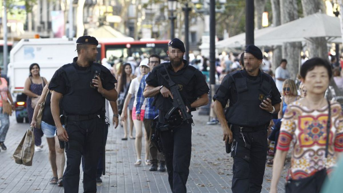 División en la policía catalana, en el fuego cruzado entre Barcelona y Madrid
