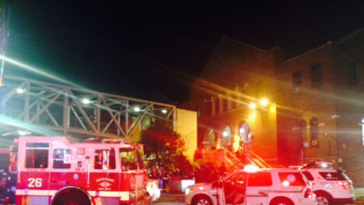 Choque de trenes en Philadelphia deja 33 heridos