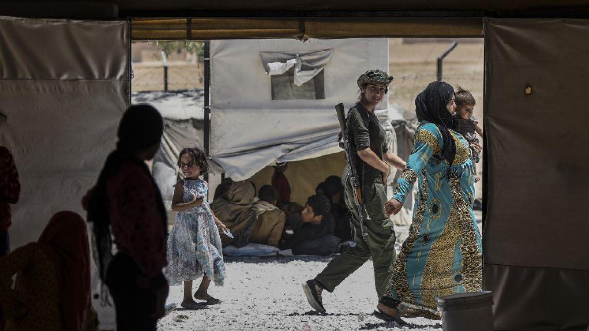 Suman 69 los civiles muertos por nuevos ataques aéreos en Al-Raqa