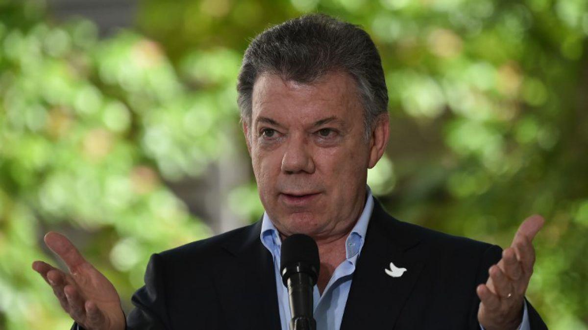 'Clan del Golfo' quiere someterse a la justicia: Santos