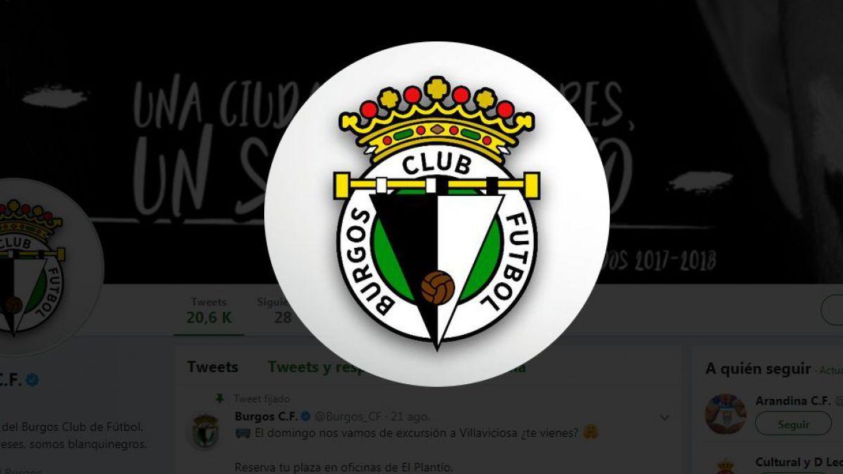 Hackean cuenta de Burgos CF y anuncia la llegada de Lionel Messi
