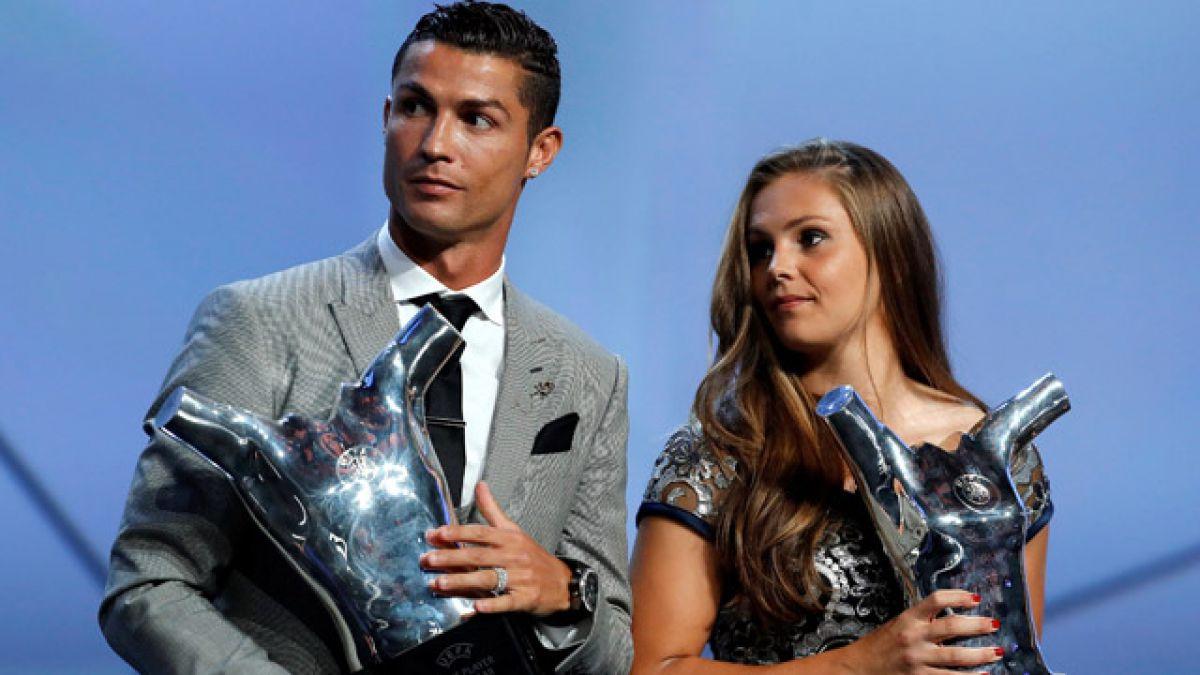 Cristiano Ronaldo es elegido mejor jugador de la UEFA en la temporada  2016-2017 90ce0edc78fc9