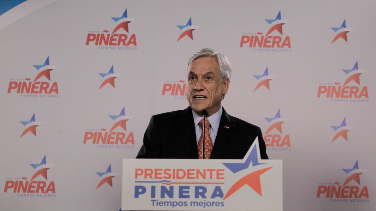 """Piñera a Guillier por financiamiento: """"Tal vez no leyó el proyecto de ley que él votó"""""""