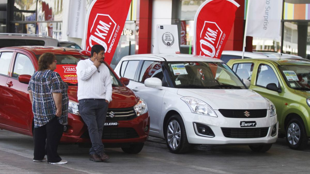 Venta De Autos >> Venta De Automoviles Registra Nuevo Record Durante Noviembre Tele 13