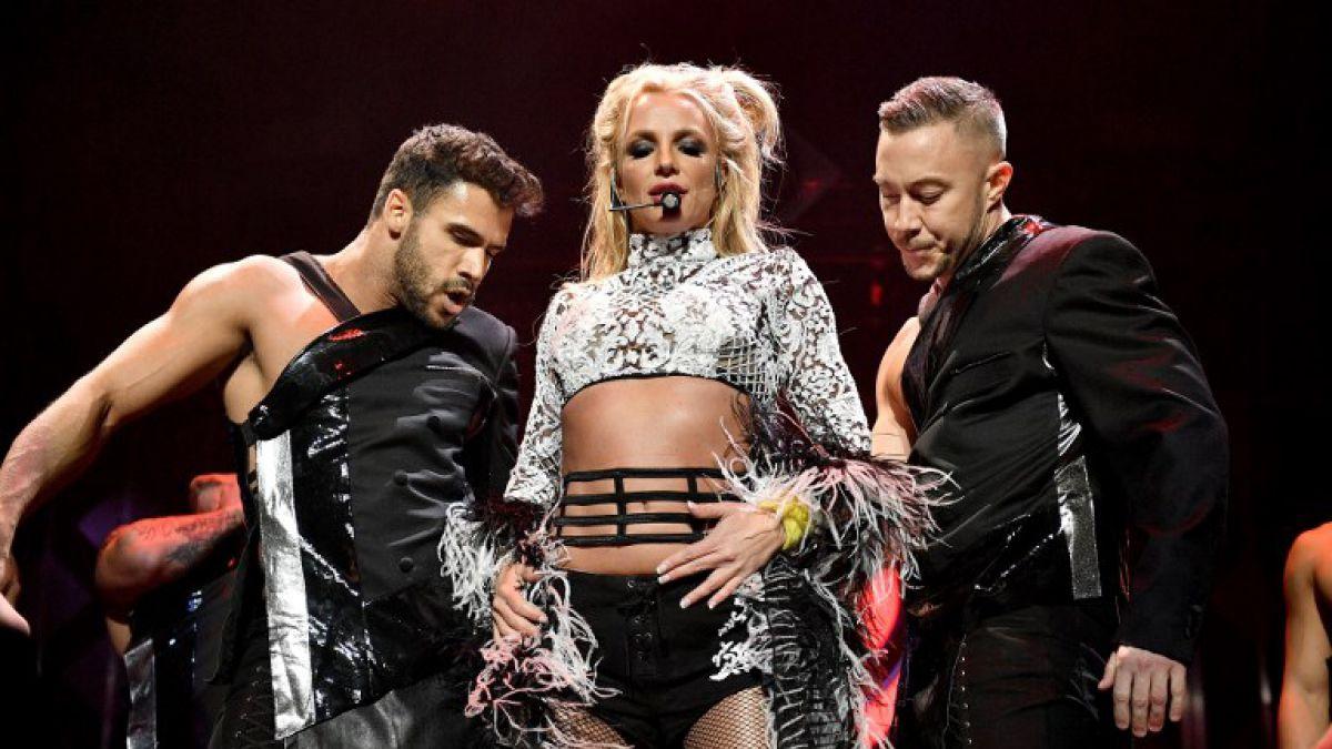 ¡Asústame!… El horrendo rostro de Britney Spears sin maquillaje (+fotos)