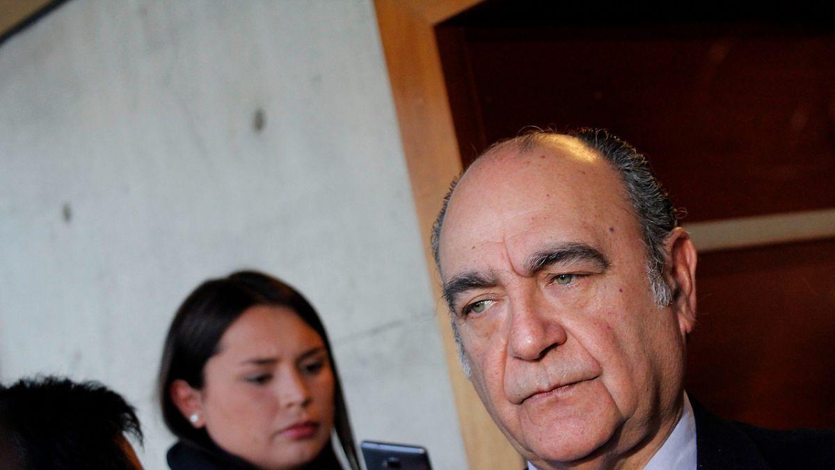 Justicia acoge suspensión condicional del procedimiento contra Alberto Cardemil — Penta
