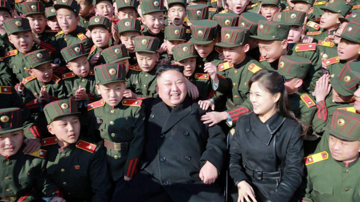 Bombarderos de EU realizan maniobras cerca de Corea del Norte