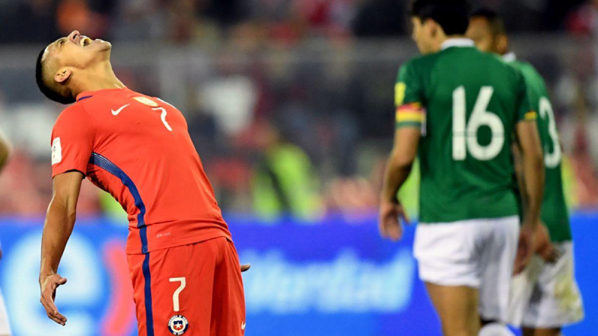 """A cuidarse en Bolivia: Los jugadores que están en """"capilla"""" en Chile para duelo ante Ecuador"""