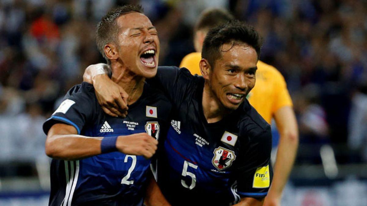 Resultado de imagen para Japón PASA al Mundial