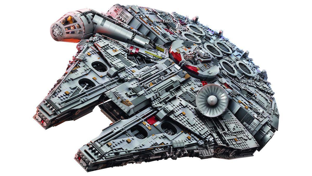 Lego presentó su colección más cara y compleja a la fecha