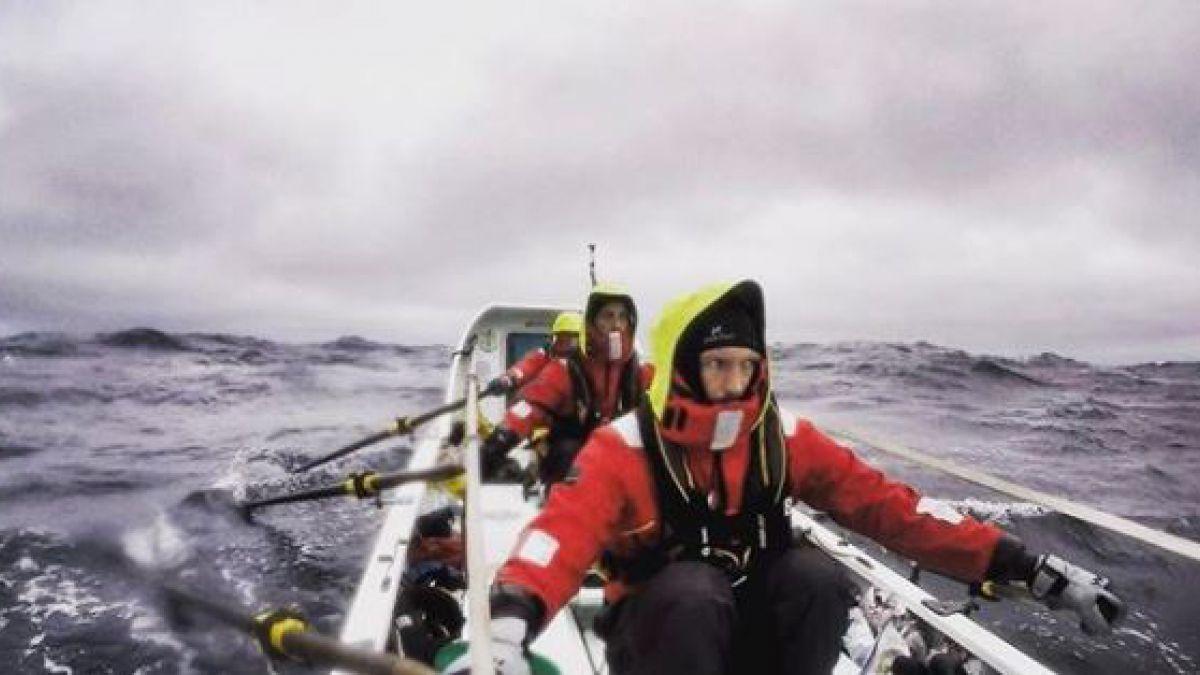 Una travesía por el Ártico dejó así las manos de un campeón