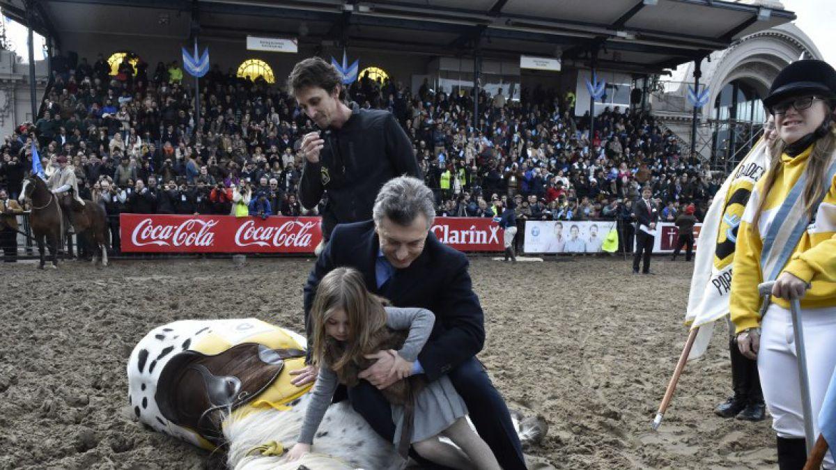 Quién es la detenida por amenazar a la hija de Macri