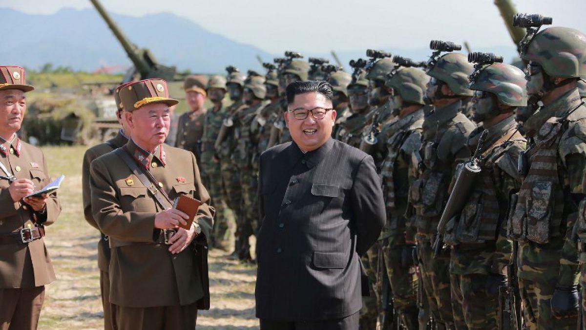 Corea del Norte desarrolla bomba de hidrógeno avanzada