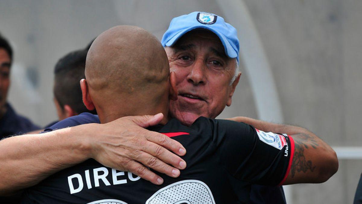 Técnico Nelson Acosta dejará el mundo del fútbol aquejado por mal de Alzheimer
