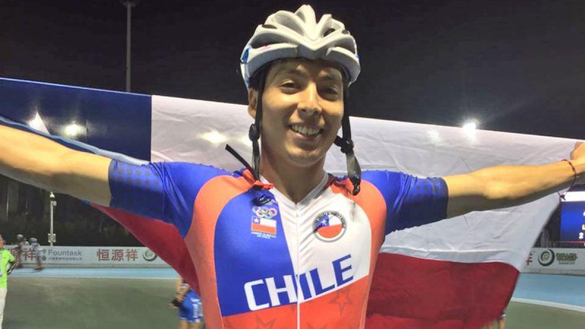 Lucas Silva suma oro para Chile