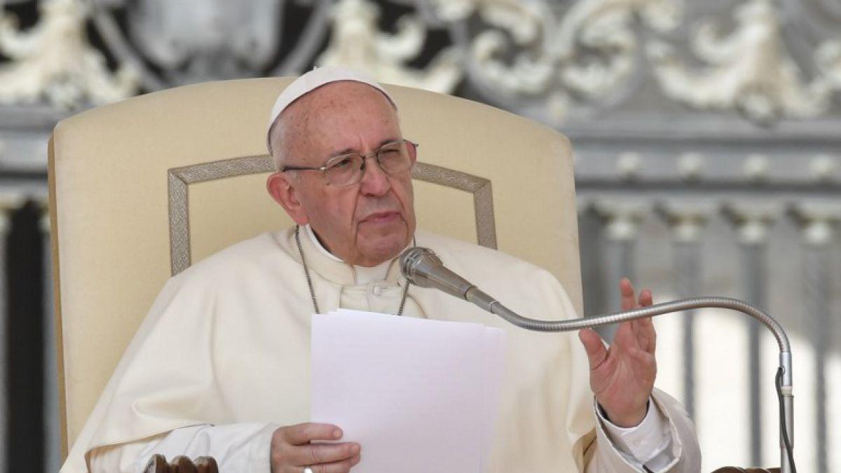 Chile pide al Papa Francisco que se abstenga de opinar sobre conflicto marítimo con Bolivia