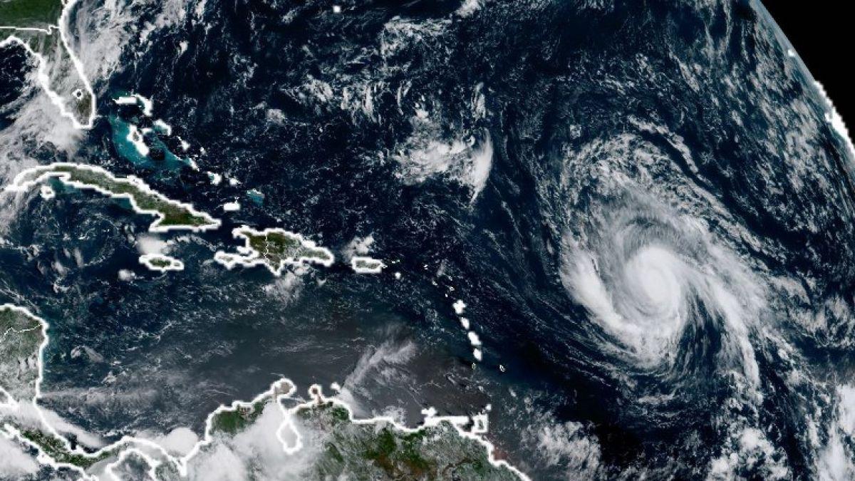 Las primeras imágenes de Barbuda, la isla arrasada por el huracán Irma