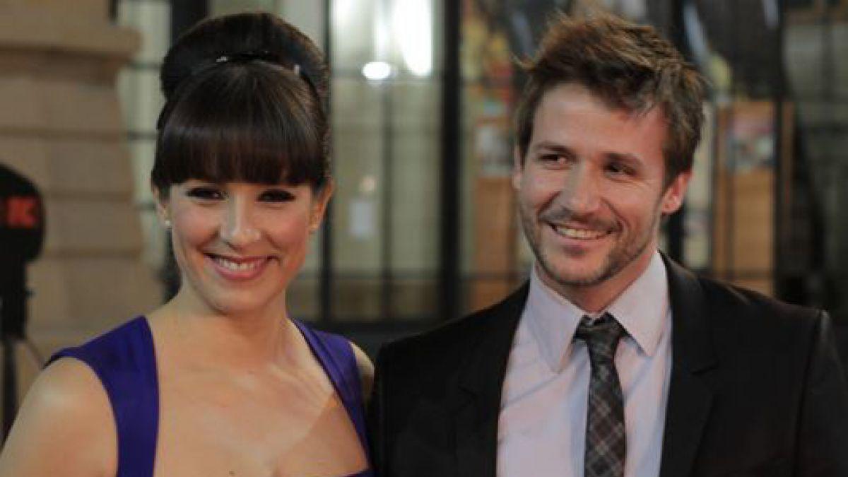 Mariana Loyola y Rodrigo Pardow están juntos hace 12 años