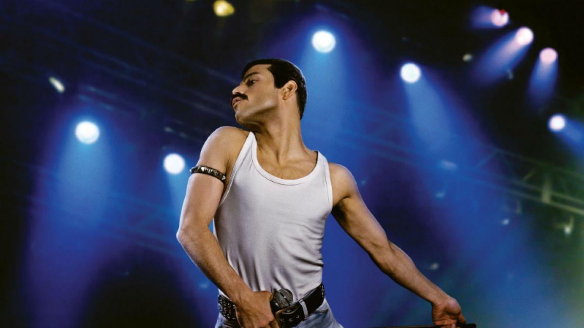 Mira a Rami Malek en el papel de Freddie Mercury — Bohemian Rhapsody