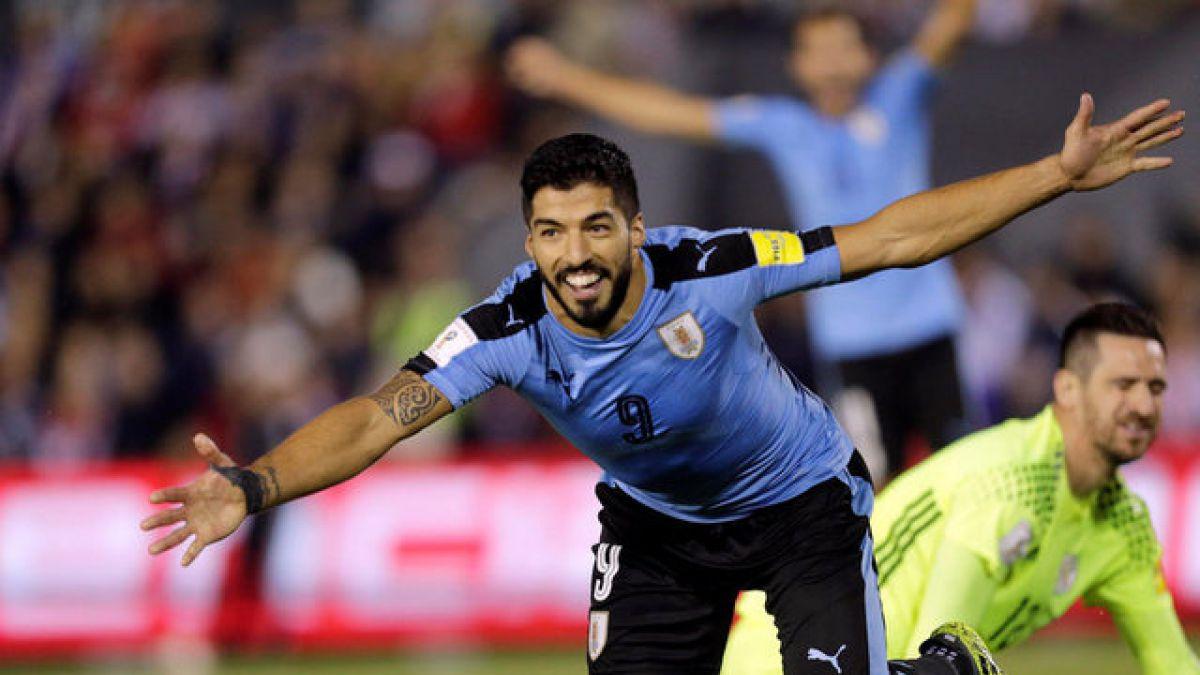 Uruguay más cerca de Rusia: Da el golpe al vencer a Paraguay en el Defensores del Chaco